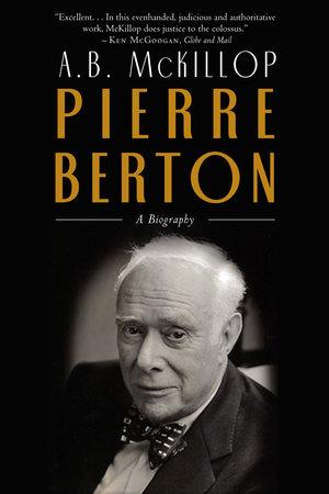 Pierre Berton by
