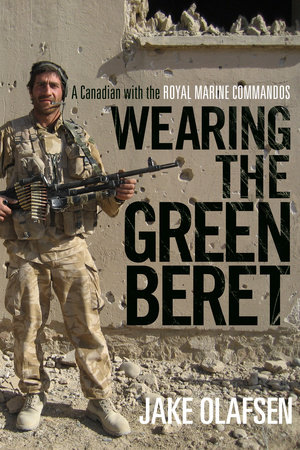 Wearing the Green Beret by