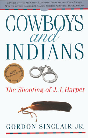 Cowboys and Indians by Gordon Sinclair, Jr.