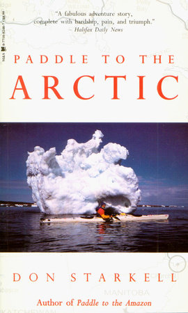 Paddle to the Arctic by
