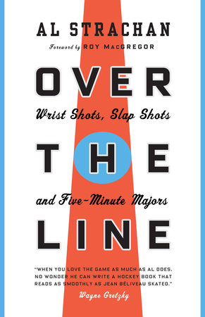 Over the Line by Al Strachan