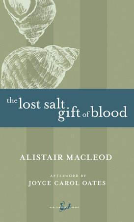 The Lost Salt Gift of Blood by