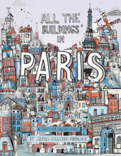All the Buildings in Paris Written by James Gulliver Hancock