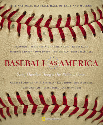 Baseball as America by