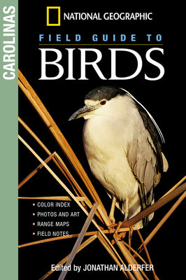National Geographic Field Guide to Birds: The Carolinas by