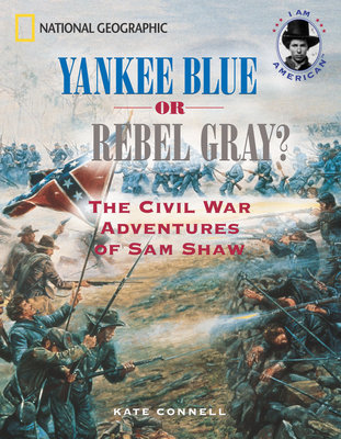 Yankee Blue or Rebel Gray? by