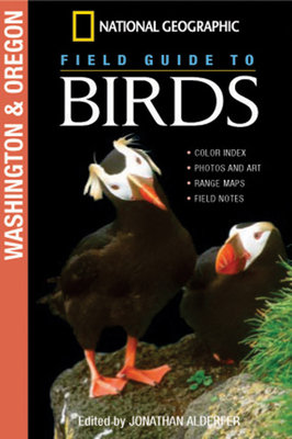 National Geographic Field Guide to Birds: Washington/Oregon by
