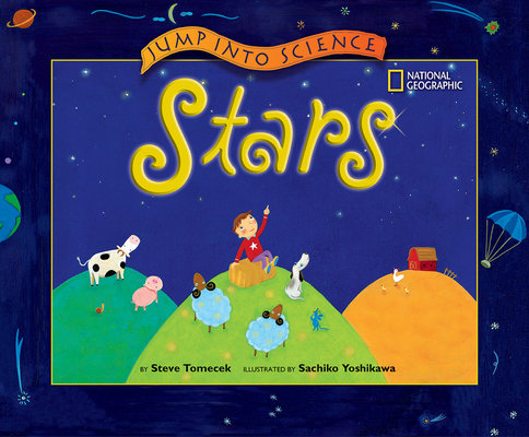 Jump Into Science: Stars by Steve Tomecek