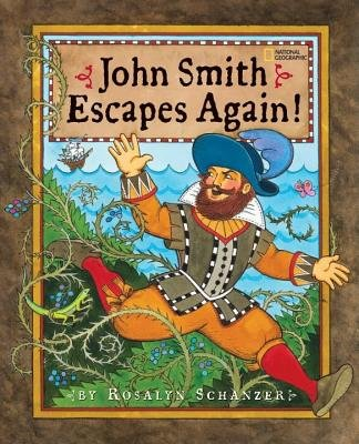 John Smith Escapes Again! by