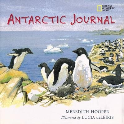 Antarctic Journal by Meredith Hooper
