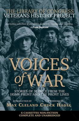 Voices of War Cassette by