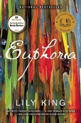 Cover art for Euphoria