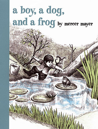 A Boy, a Dog, and a Frog