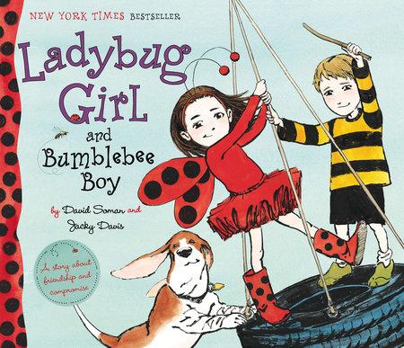Ladybug Girl and Bumblebee Boy