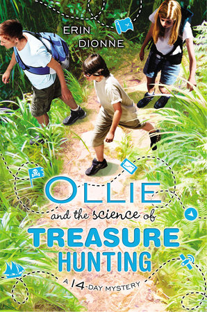 Ollie and the Science of Treasure Hunting