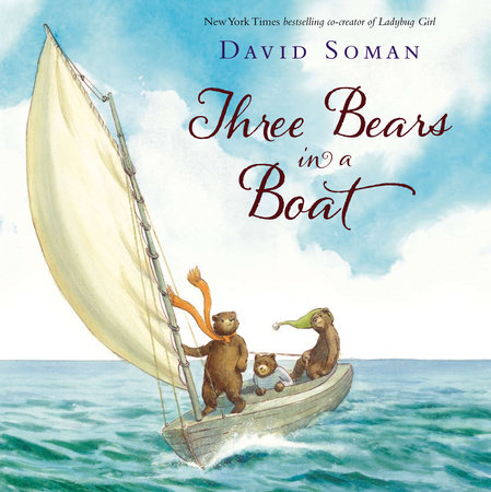 Three Bears in a Boat