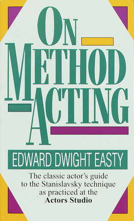 On Method Acting by