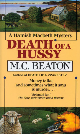 Death of a Hussy