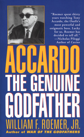 Accardo: The Genuine Godfather by