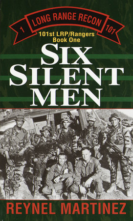 Six Silent Men by Reynel Martinez