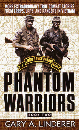 Phantom Warriors: Book 2 by Gary Linderer