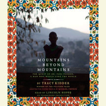 Mountains Beyond Mountains (Adapted for Young People) Cover