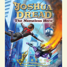 Joshua Dread: The Nameless Hero Cover