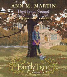 Family Tree Book Three Cover