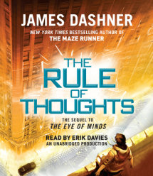 The Rule of Thoughts (Mortality Doctrine, Book Two) Cover