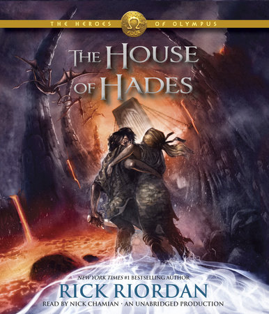 The Heroes of Olympus, Book Four: The House of Hades by