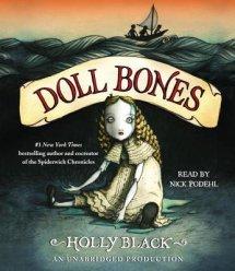 Doll Bones Cover