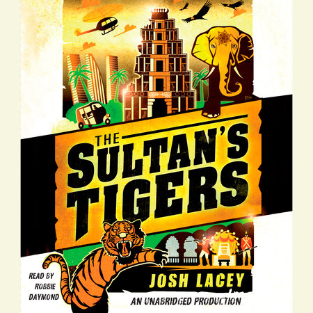 The Sultan's Tigers by
