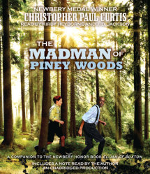 The Madman of Piney Woods Cover