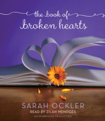 The Book of Broken Hearts Cover