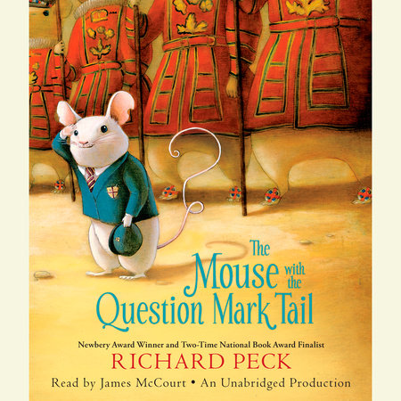 The Mouse with the Question Mark Tail by