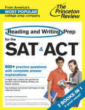 Reading and Writing Prep for the SAT & ACT