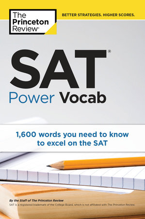 SAT Power Vocab by Princeton Review