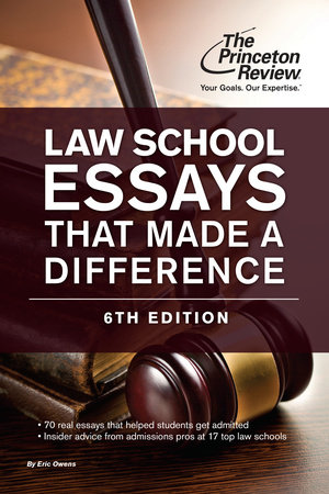 Law School Essays That Made a Difference, 6th Edition by