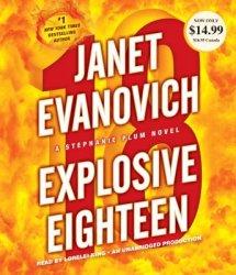 Explosive Eighteen Cover