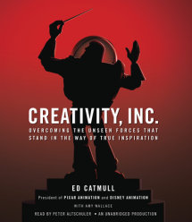 Creativity, Inc. Cover