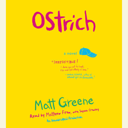Ostrich by Matt Greene