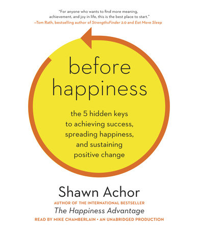 Before Happiness by