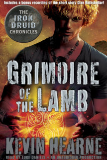 Grimoire of the Lamb: An Iron Druid Chronicles Novella Cover