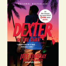 Dexter in the Dark Cover