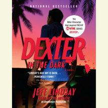 Dexter in the Dark Cover