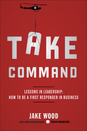 Take Command book cover