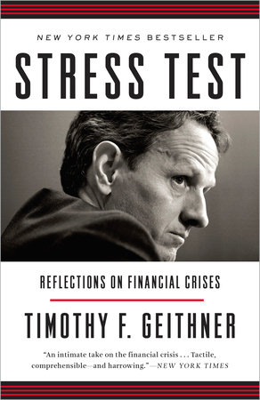 Stress Test by Timothy F. Geithner