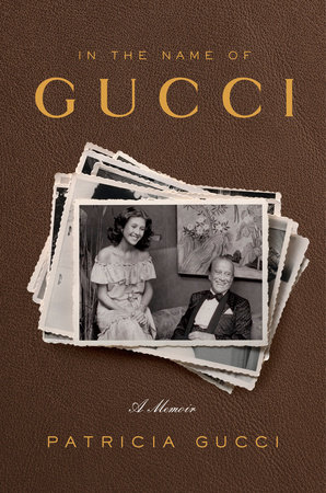In the Name of Gucci book cover