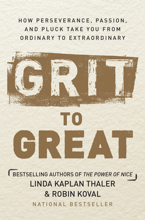 Grit to Great book cover