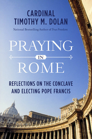 Praying in Rome by